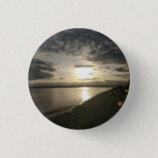 Sunset 1 Inch Round Button