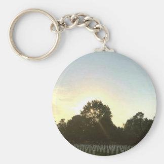 Sunset #1 keychain