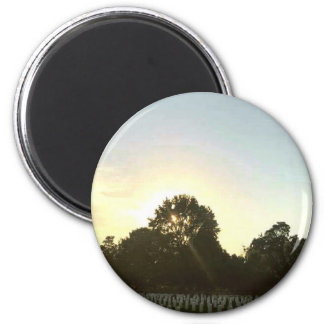 Sunset #1 magnet