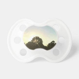 Sunset #1 pacifier