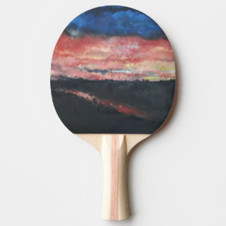Sunset 1 Table Tennis Paddle