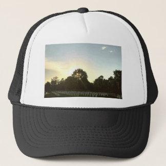 Sunset #1 trucker hat