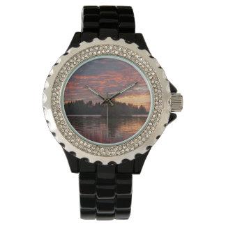 Sunset 1 wrist watches