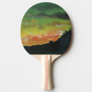 Sunset 2 Table Tennis Paddle