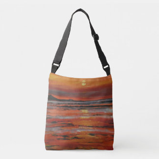 Sunset 3 Cross Body Bag