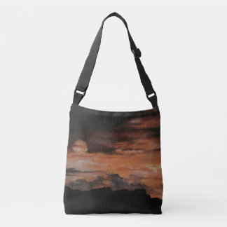 Sunset 4 Cross Body Bag