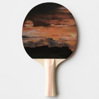 Sunset 4 Table Tennis Paddle