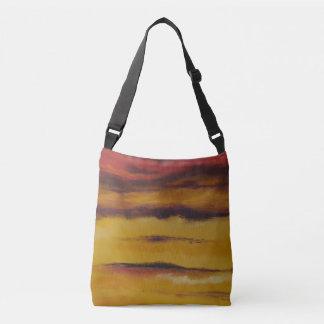 Sunset 5 Cross Body Bag