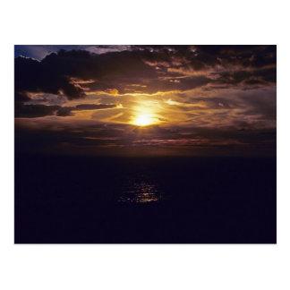 Sunset (8) postcard