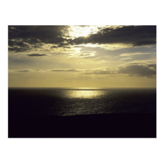 Sunset (9) postcard