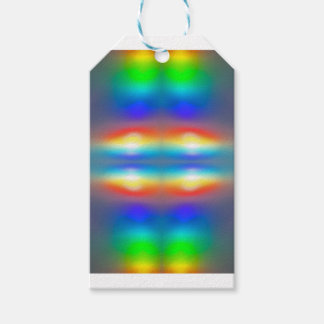 Sunset abstract  Portrait Gift Tags