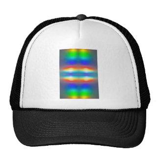 Sunset abstract  Portrait Trucker Hat