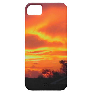 Sunset After the Storm iPhone 5 Case