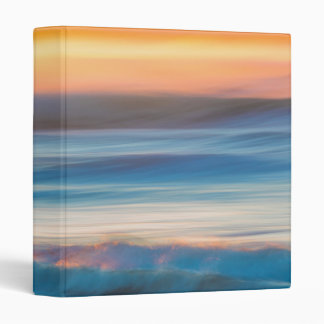 Sunset and Ocean   Cape Disappointment State Park Binder
