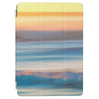 Sunset and Ocean   Cape Disappointment State Park iPad Air Cover