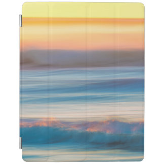 Sunset and Ocean | Cape Disappointment State Park iPad Cover