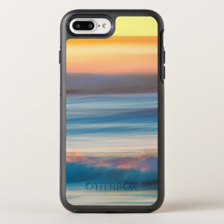 Sunset and Ocean | Cape Disappointment State Park OtterBox Symmetry iPhone 8 Plus/7 Plus Case