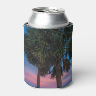 Sunset and Palm Trees can cooler