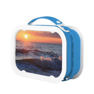 Sunset and Waves Lunchboxes