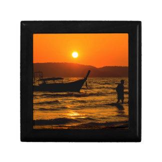Sunset at Ao Nang beach Gift Box