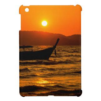 Sunset at Ao Nang beach iPad Mini Case
