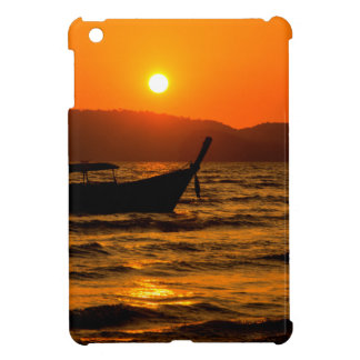 Sunset at Ao Nang beach iPad Mini Cover