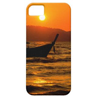 Sunset at Ao Nang beach iPhone 5 Covers
