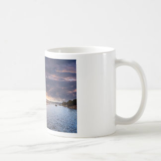 Sunset at Boulevard Park in Bellingham Washington Coffee Mug