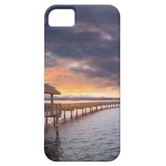 Sunset at Boulevard Park in Bellingham Washington iPhone 5 Cases
