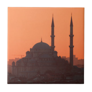 Sunset_at_Istanbul_by_JAMFoto Tile