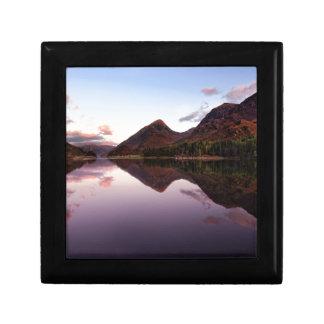 Sunset at Loch Leven, Scotland Gift Box