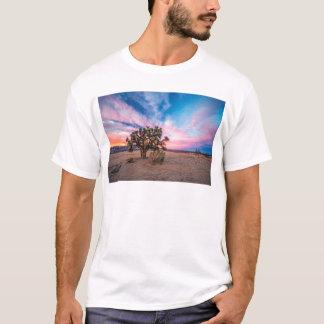 Sunset at Mojave T-Shirt