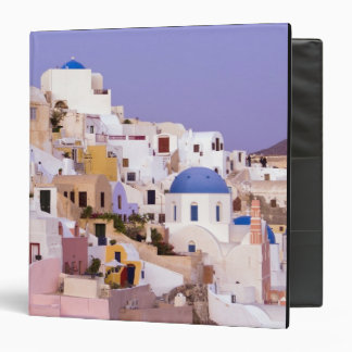 Sunset at Oil, Santorini 2 Binder