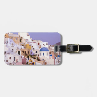 Sunset at Oil, Santorini 2 Luggage Tag