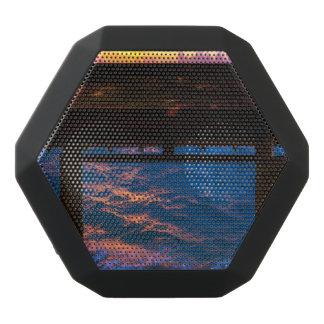 Sunset at Paradise Bay Black Bluetooth Speaker