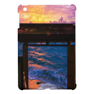 Sunset at Paradise Bay iPad Mini Cases