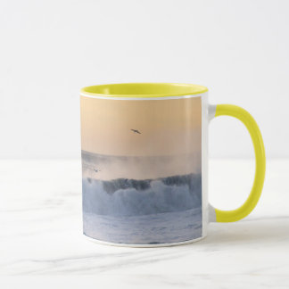 Sunset at Rockaway Mug