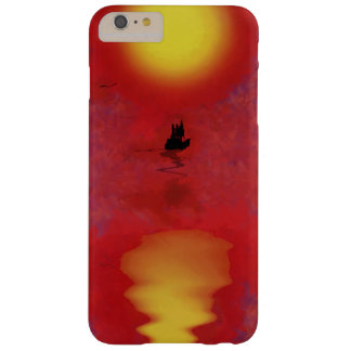 Sunset at Sea Barely There iPhone 6 Plus Case