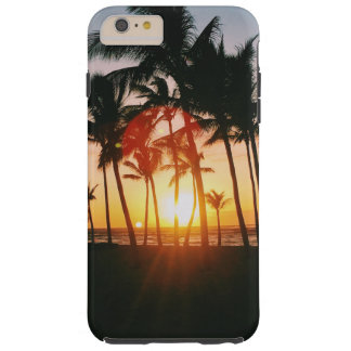 Sunset at the Beach (iPhone 6/6s Plus Case) Tough iPhone 6 Plus Case