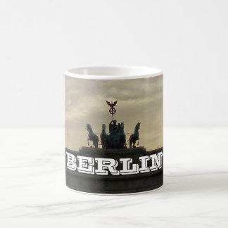 Sunset at the Brandenburg Gate 001.02, Berlin Coffee Mug