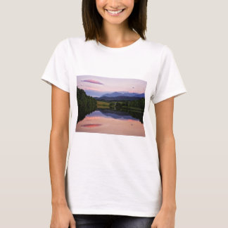 Sunset at the Caledonian Canal near Fort William T-Shirt