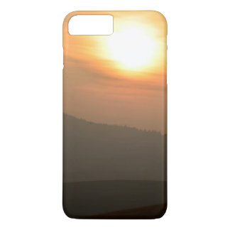 Sunset At The Countryside iPhone 7 Plus Case
