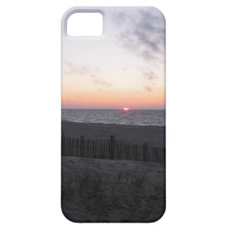 sunset at two-hearted River, Michigan lk superior iPhone 5 Cover