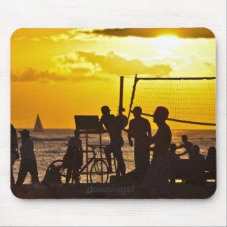 Sunset at Waikiki Mouse Pad