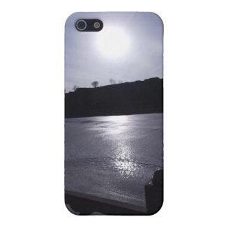 Sunset at Winter iPhone 5 Case