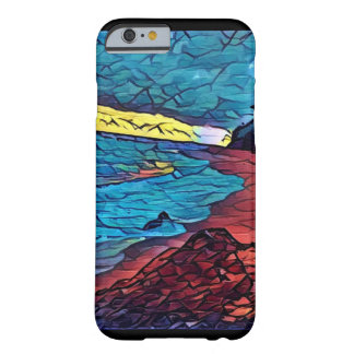 Sunset Beach Barely There iPhone 6 Case