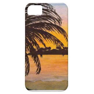 sunset beach case for the iPhone 5