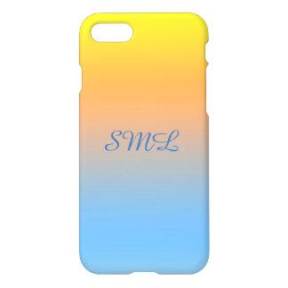 Sunset Beach Colors Phone Case