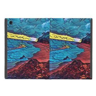 Sunset Beach Cover For iPad Mini