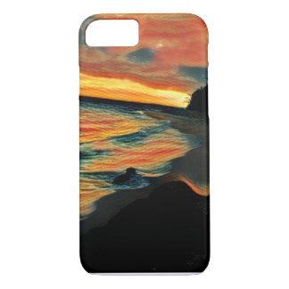 Sunset Beach iPhone 7 Case
